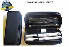 Insulin Pen Case Pouch Cooler Travel 2 Ice Diabetic Pocket Cooling Protector Bag
