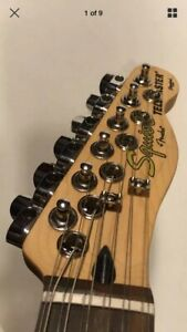 12 String Conversion Your Instrument
