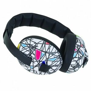 Baby Banz Mini Ear Defenders - Squiggle