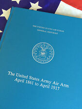US ARMY AIR ARM 1861-1917 Civil War to WWI Confederate Helicopter Reference!