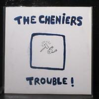 """The Cheniers - Trouble! EP 7"""" Mint- New Vinyl 45 Windian WIN 20004 USA 2010"""