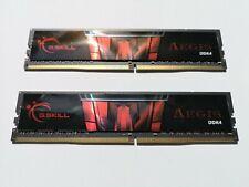G.Skill Aegis 16GB RAM (2Rx8) DDR4 3200MHz | CL16-18-18-38 | F4-3200C16S-8GIS #1