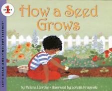 How a Seed Grows (Let's-Read-and-Find-Out Science 1)-ExLibrary