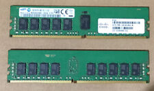 Samsung 32GB 2RX4 PC4-2400T 16 GB DDR4 ECC Registered Memory M393A2K40BB1-CRC0Q