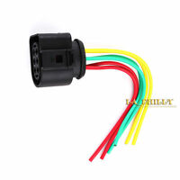 O2 Oxygen Sensor Plug Connector Pigtail 1J0973733 For VW Golf Audi A4 A3 A8