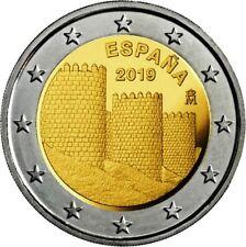 Vorverkauf  2 Euro GM Spanien 2019 Altstadt von Avila