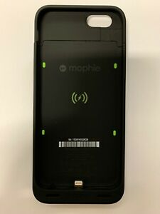 Mophie Juice Pack Wireless Battery Case For iPhone 6S & iPhone 6 1560mAh - Black