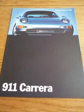 Porsche 911 (993) Folleto Jm