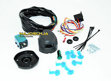 Cable Set 13 Pole Socket Tow Bar Trailer Car Flasher Relay Electrical Kit