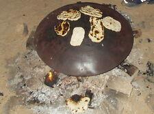 """Small 15.3"""" Arabic Druzs SAJ Tava Tawa Flat Bread Pita Roti Chapati Naan Maker"""