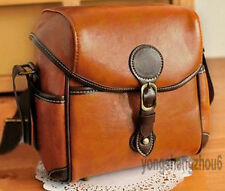 Fashion CAMERA BAG CASE for Canon 450D 1100D 550D 600D SX30 SX40 IS PU Leather