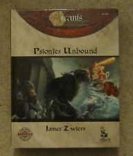 arcanis psionics unbound      book    pci1116