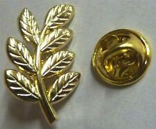 SPRIG OF ACACIA Master Mason Masonic Lodge Hat Jacket Suit Tie Tack Lapel Pin