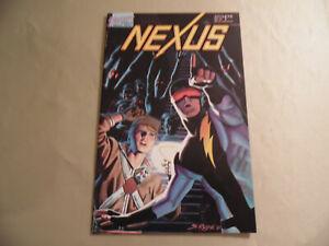 Nexus #10 (First Comics 1985) Free Domestic Shipping