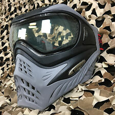 New V-Force Grill Thermal Anti-Fog Paintball Mask Goggle - Charcoal Grey