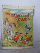 The Tabby Fur Family by Tracey May - Illustrated by Hilda Boswell