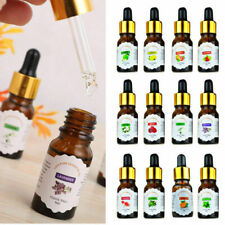 10ml Drop Design Essential Oil Pure & Natural Aromatherapy Massage Relax Supply