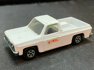 Ertl Hardees Road Runner Promo Chevrolet Fleetside Pickup Truck 1/64 Diecast