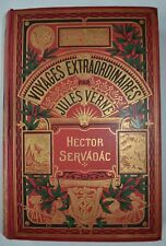 Hector Servadac Jules Verne  collection Hetzel Hachette