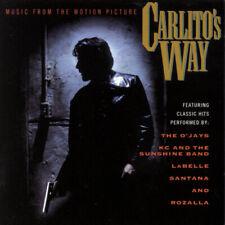 Carlito'S Way Music Soundtrack 1993 Cd Rozalla The O'Jays Santana Billy Preston