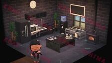 Animal Crossing New Horizons Kitchen Furniture Set