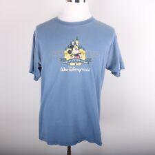 Walt Disney World Fifty Years T Shirt Men's Mickey Disney Theme Parks