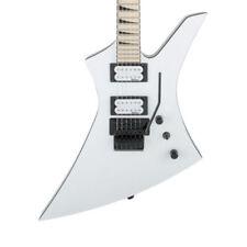 Guitares électriques blancs droitiers 6 cordes
