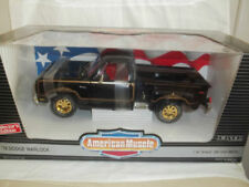 Véhicules miniatures ERTL American Muscle Dodge