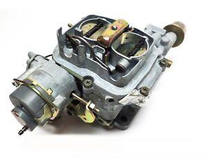 1981-1982 Ford Escort 1.6L Mercury Lynx 1.6L Reman Motorcraft Weber Carburetor