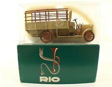 Rio a-4 1914 fiat autocarro militare (centin.) 18 bl 1/43 new in box/boxed
