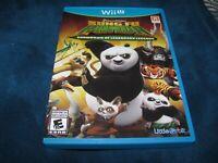 Kung Fu Panda: Showdown of Legendary Legends (Nintendo Wii U, 2015) Tested