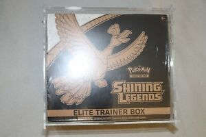 Pokémon Shining Legends Elite Trainer Box - CHEAPEST ON EBAY! (FACTORY SEALED)