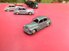 Dinky Toys Réf 24R 1a Peugeot 203 1951 Vert assez foncé métallisé near mint