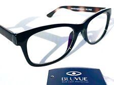 蓝色光阻塞时尚读卡器电脑游戏眼镜年黑色玳瑁色