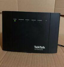 TALK TALK ROUTER D-LINK DSL-3782
