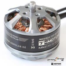 T-Motor MN3110 470kv Brushless Tiger Motor 3S-6S  Multicopter Quadro Hexa Okto