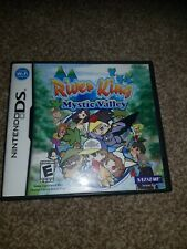 Nintendo DS River King Mystic Valley