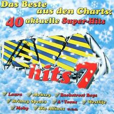 VIVA Hits 7 2CD:ROLLERGIRL,E NOMINE,A TEENS,MOBY,SCOOTER,LAURA,PET SHOP BOYS,SQ1