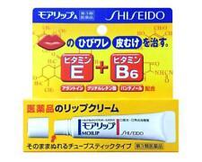 Shiseido MOILIP Lip Balm Treatment Cream Medicated vitaminE+B6 8g MADE IN JAPAN