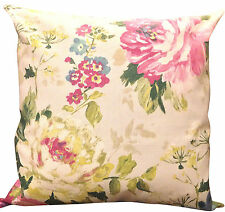 Cotton Blend French Country Square Decorative Cushions