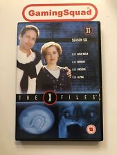 The X Files Disc 33 Season 6 4 Episodes DVD, Supplied by Gaming Squad Ltd