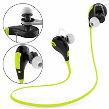 Vida v7 Sports Bluetooth In Ear Headphones Stereo For IOS Android Mobile Smartphone