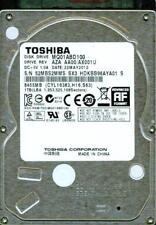 MQ01ABD100   AZA AA00/AX001U  TOSHIBA 1TB