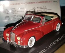 ALTAYA HOTCHKISS ANTHEOR CABRIOLET 1953 DIECAST METAL PC-BOX SCALE 1:43 NEUF OVP