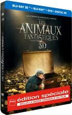 LES ANIMAUX FANTASTIQUES - Blu Ray Steelbook - EDITION  SPÉCIALE FNAC