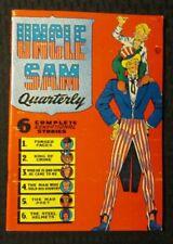 1975 UNCLE SAM QUARTERLY #1 Reprint FN 6.0 Don Maris / Will Eisner
