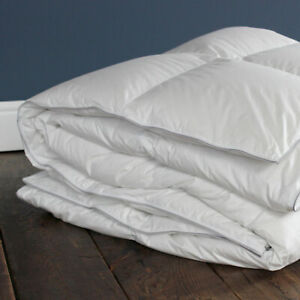 Goose feather&down Duvet with Cotton Percale cover 13.5 tog