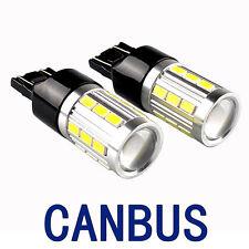 2× T20 580 W21/5W 7443/7440 LED Tagfahrlicht Standlicht Bremslicht Birne Lampe