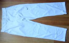 "Nike Pants Baseball? Golf? White NEW Size Large 31-32"" Inseam Polyester"