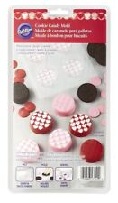 Wilton Valentines All Over Hearts Cookie Candy Mold